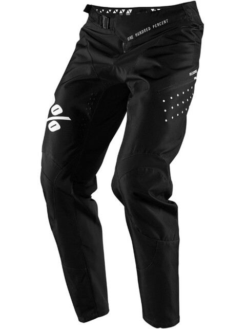 100% R-Core DH Cykelbyxor Barn svart